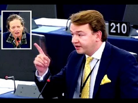 Reverting to national currencies is best boost for southern Europe - Tim Aker MEP