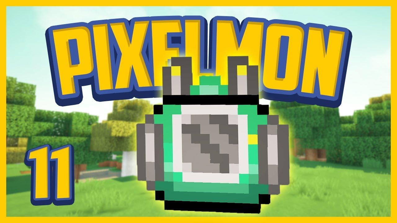 Minecraft Pixelmon 3 1 `ITEM FINDER!!` Season 3 Ep 11