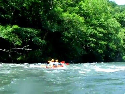Le gumotex palava funnydog tv - Test kayak gonflable ...