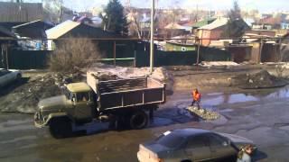 видео Ремонт грузовых автомобилей в Барнауле