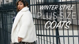 PLUS SIZE COATS + Try On   My Winter Style Mp3