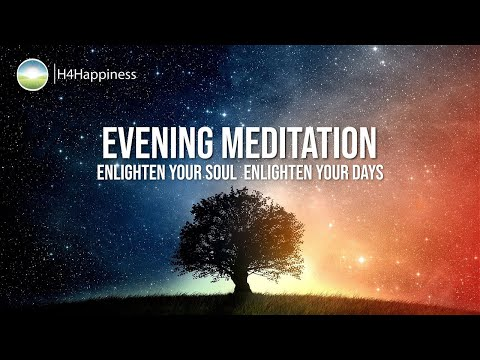 Evening Meditation To Bring Positivity, Meditation Before Bed; Meditation Before Sleep