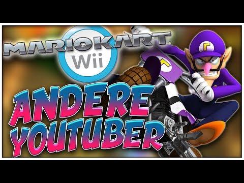 Mario Kart Wii - Talk über andere YouTuber