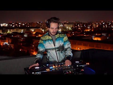 Dobrikan - Live above Bucharest on Radio Deea's balcony