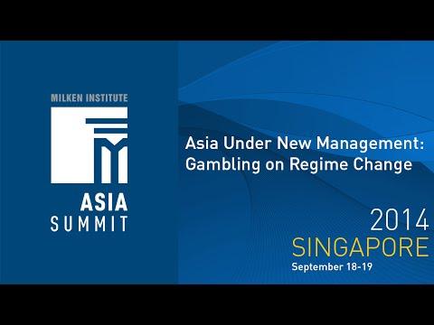 Asia Under New Management: Gambling on Regime Change