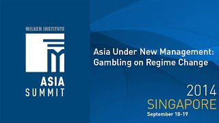 Asia Under New Management: Gambling on Regime Change