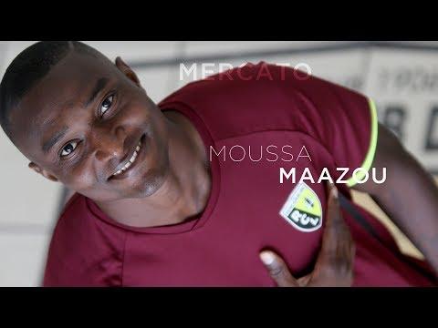 Mercato : Moussa Maazou