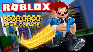 FIQUEI MAIS RÁPIDO QUE O GOKU SSJ BLUE NO LEGENDS OF SPEED DO ROBLOX (DRAGON BALL SUPER)