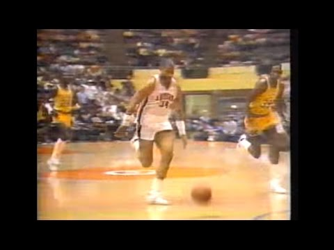 Charles Barkley Auburn Highlights