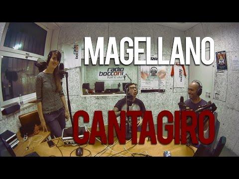 CANTAGIRO: Magellano - Nun te reggae più @ Kill Your Idols