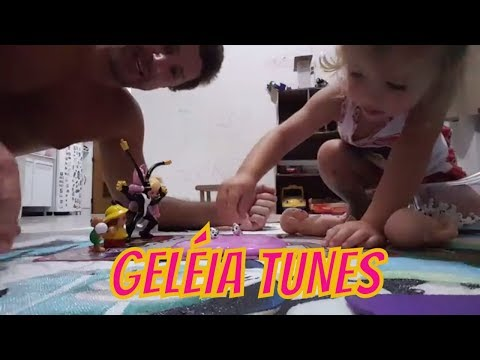 Geléia Tunes Nayla Kids