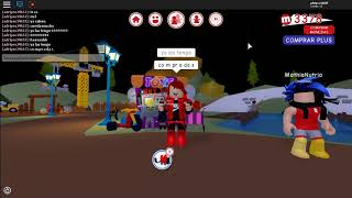 Teaching the wings of the meepcity :D /ROBLOX/