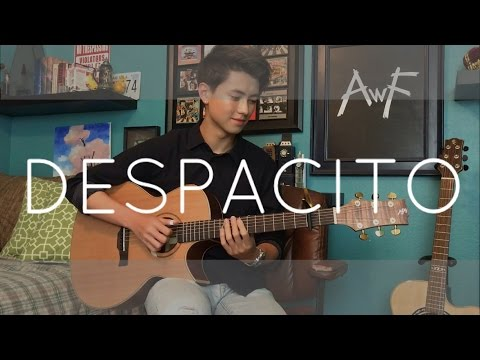 Despacito – Luis Fonsi, Daddy Yankee ft. Justin Bieber – Cover (Fingerstyle Guitar)