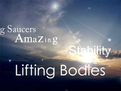 Geobat Flying Saucer Original Video