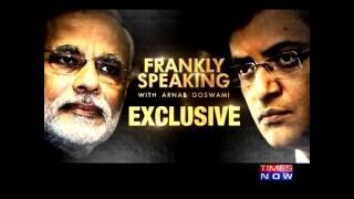 PM Modi Interview with Arnab Goswami | Modi on Pakistan