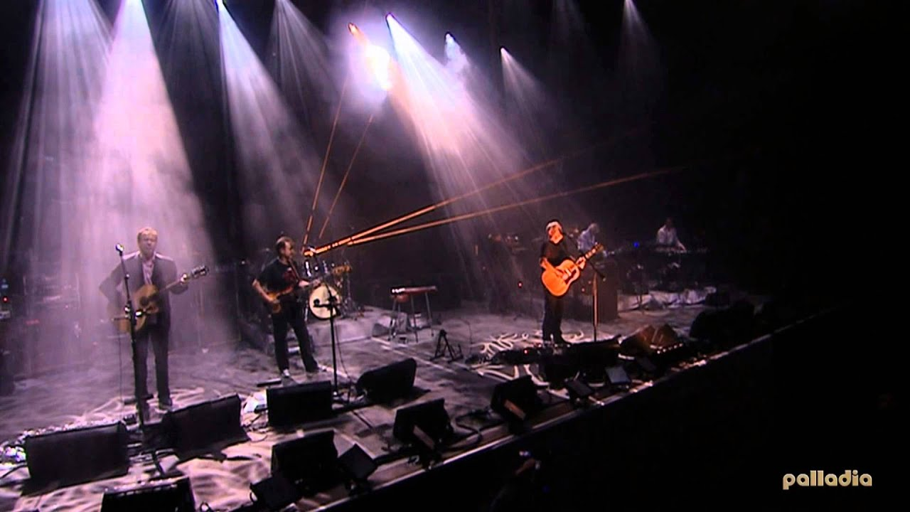 David Gilmour - Wish You Were Here - Live in Gdańsk