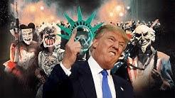 Plant Trump eine Purge Nacht?! - 10 gruselige und unheimliche creepy Fakten! | MythenAkte