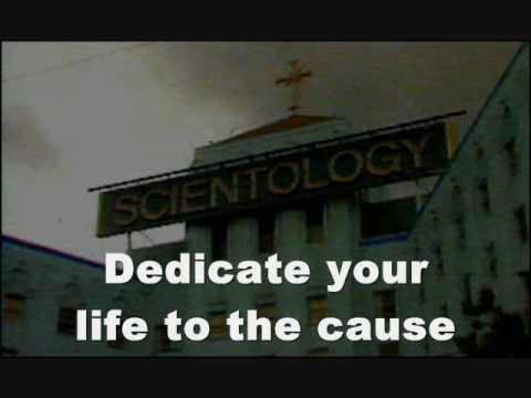 Scientology: Dedicate Your Life to the Cause