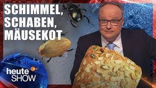 Ekelessen in deutschen Supermärkten und Restaurants