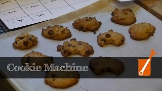 Cookie Perfection Machine