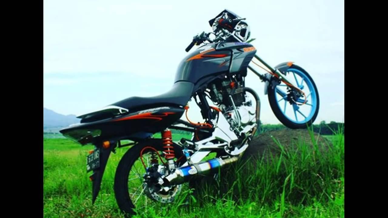 Kumpulan Modifikasi Motor Tiger Kontes Terbaru Dan Terlengkap