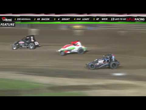 "Kokomo ""GYATK Night"" Sprint Cars"