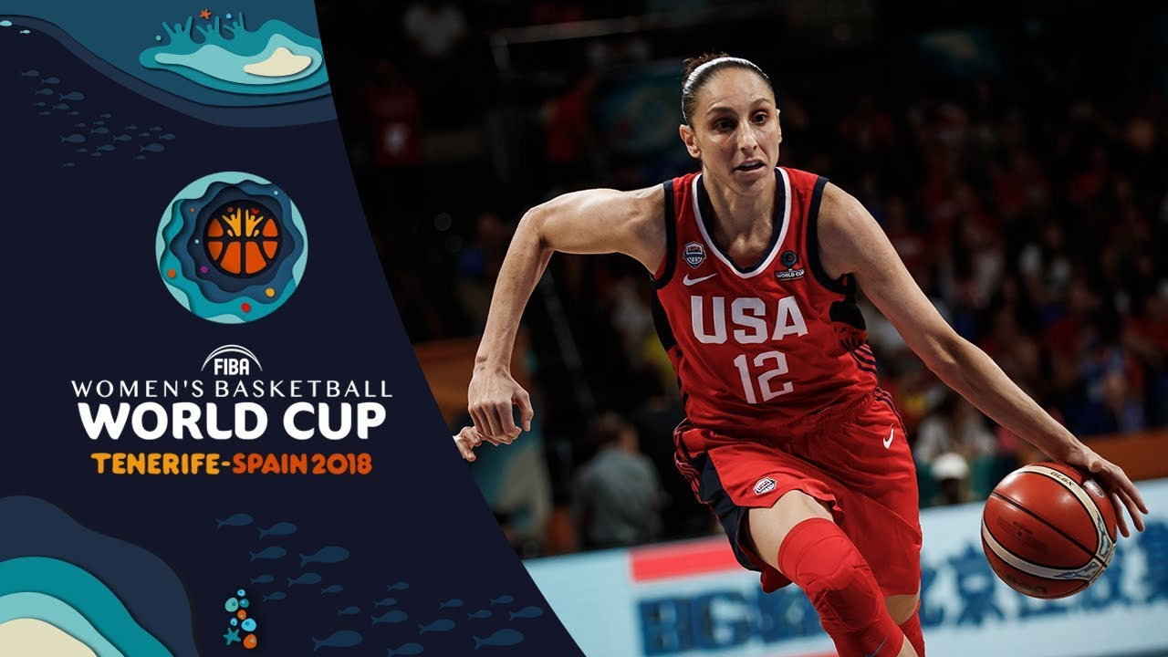 Top Moments from the FIBA Women's Basketball World Cup 2018