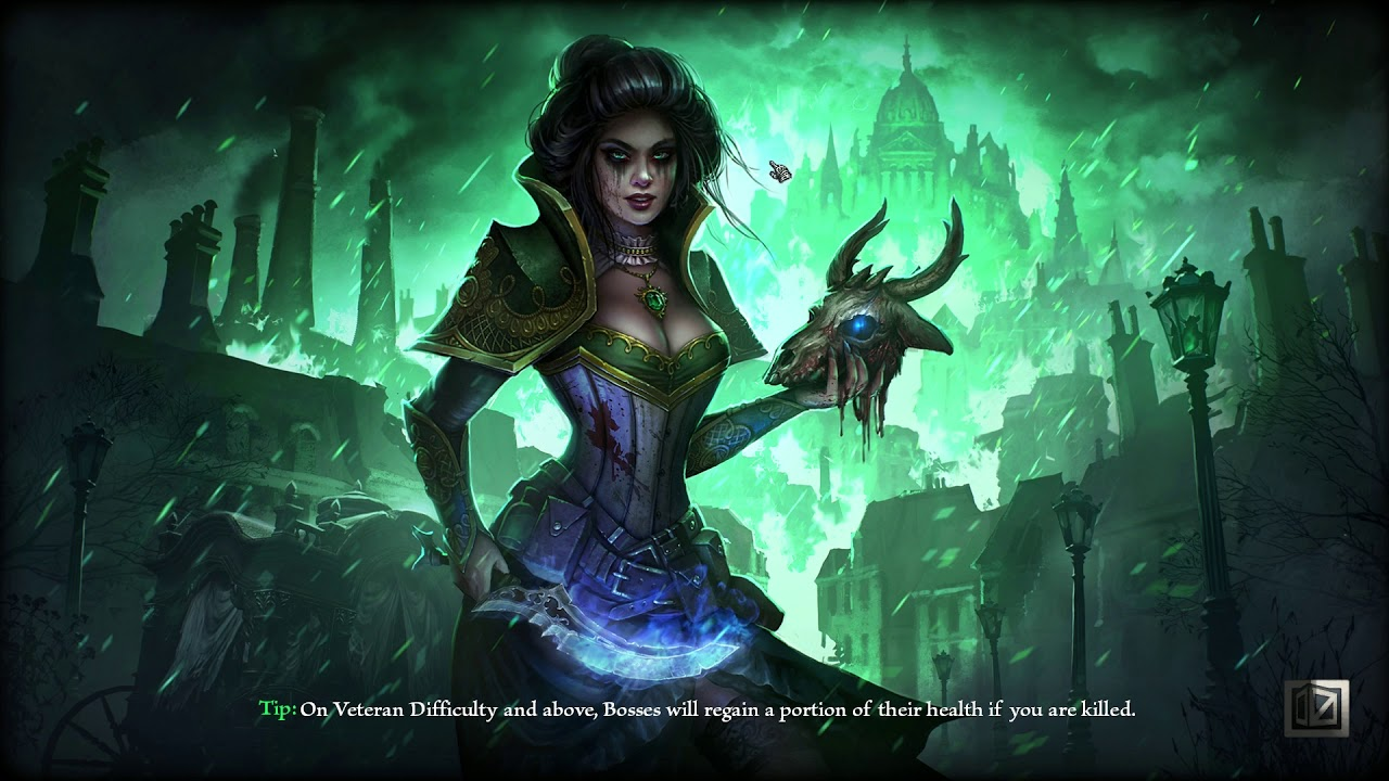 Grim Dawn Deceiver Shattered Realm Level 100 Sr Dawn Games Rpg