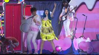 Katy Perry - Hot N Cold @Live Rock In Rio Brazil HDTV 720p