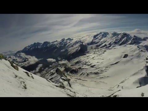 Skiing the Matterhorn