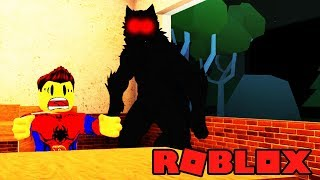 FIRST DAY OF CLASS AT ROBLOX'S HAUNTED SCHOOL! High School