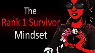 Dead by Daylight - The Rank 1 Survivor Mindset