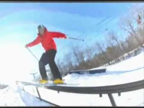 Skiing at Mount Wachusett