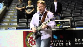 "Scott Szeryk - ""Canadian National Anthem"" ""O Canada"" ""Oh Canada"" Instrumental Guitar Solo"