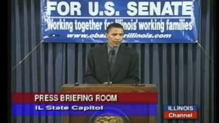 Obama In 2003: I