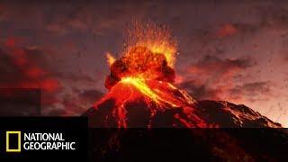 Prawdopodobnie najpotężniejszy wybuch wulkanu w dziejach ludzkości! [Atlantyda]