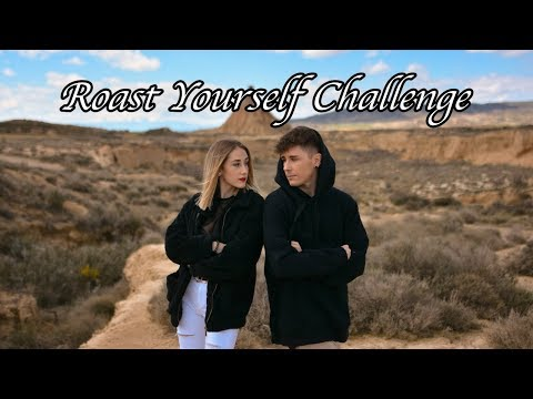 ROAST YOURSELF CHALLENGE  Hermanos Jaso