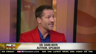 Simple Ways to Find Happiness - with Dr. Dain Heer on Fox News Houston