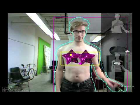 Kinect Titty Tracker