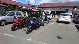 2018.4.15 忍野八海ツーリング  ~バイクっていいな編~ CBR650F