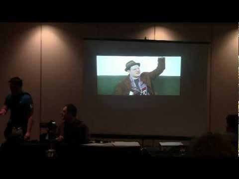 [Convention Hopper] ConBravo 2012 - Linkara's Atop the 4th Wall #200 Screening