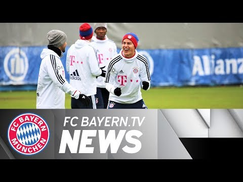 Embarrassment of riches for Heynckes: all FC Bayern outfield players fit