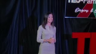 How to Stop Judgement: Tнe Question That Can Change Your Perspective | Lisa Mateo | TEDxFarmingdale