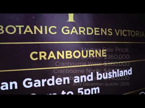 Our video on the suburbs of Cranbourne.