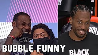 NBA Bubble Funny Moments