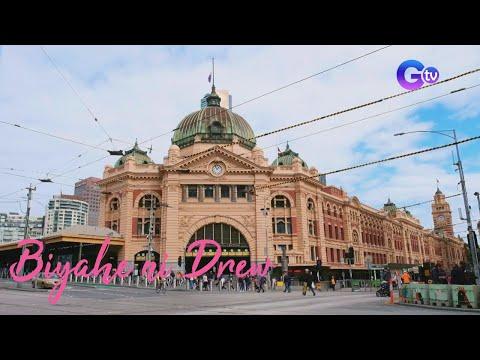 Biyahe ni Drew: Iconic tourist spots sa Melbourne, Australia, bisitahin!