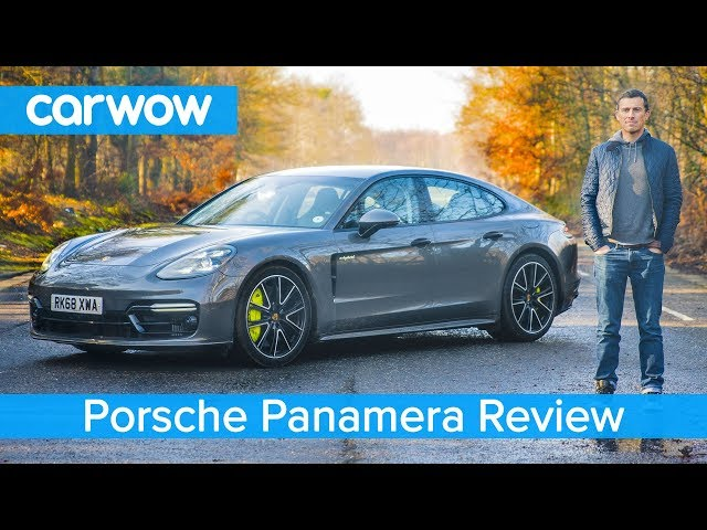 Porsche Panamera 2019 in-depth review | carwow Reviews