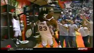 Top 10 Dunk All Time NCAA Slam Dunk Contest HD