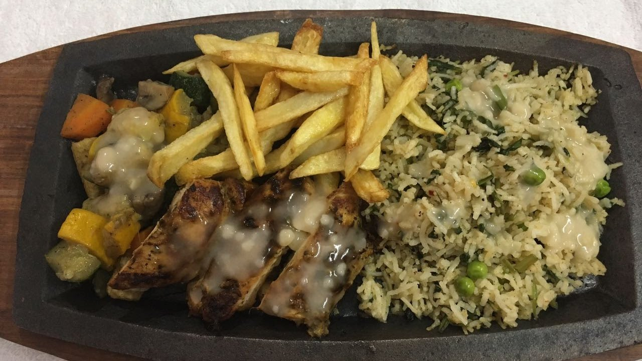 how to make sizzler at home