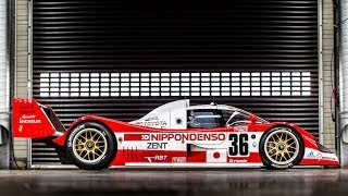 Together at last... Toyota TS010, TS020 and TS030
